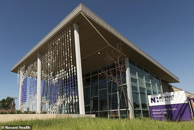 Un aspecto exterior de la nueva ubicación de North End, que contará con 12 salas de examen para pacientes y una sala de rayos X