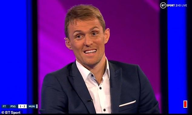 Ex-Manchester United midfielder Darren Fletcher praised David de Gea's performance