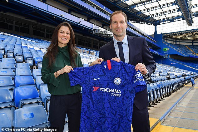 The former Chelsea keeper returned to Stamford Bridge in 2019 in an off-pitch role