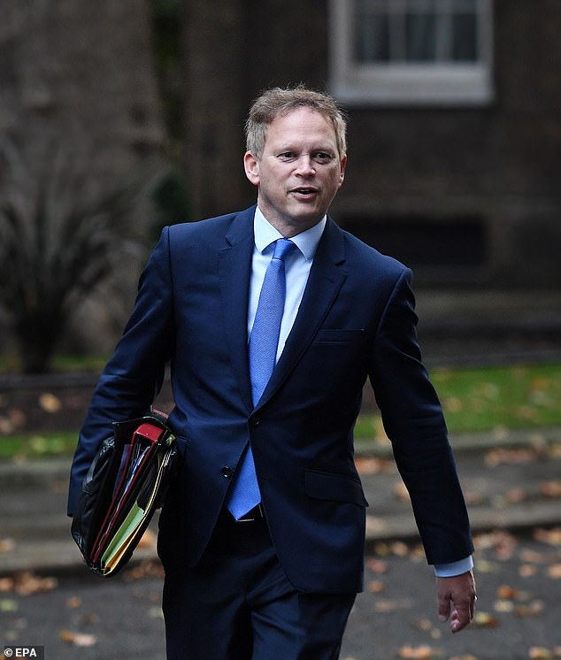 Grant Shapps, the transport secretary, wrote to Mr Khan with a series of demands in return for any financial bailout