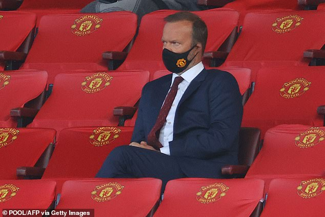Executive vice chairman Ed Woodward has bragged about Manchester United's recent spend