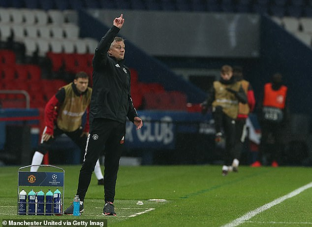 Woodward was insistent that Manchester United have backed manager Ole Gunnar Solskjaer