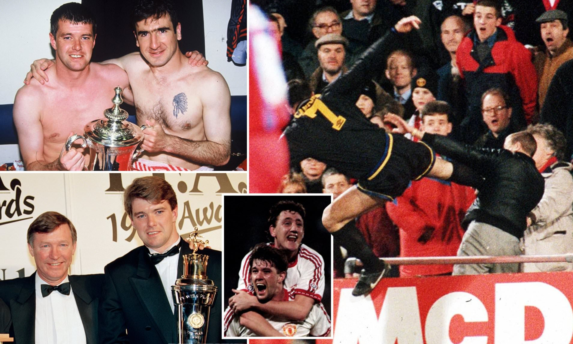 All your football funnys here, ask for admin! Gary Pallister Recalls What Sir Alex Ferguson Told Eric Cantona After His Kung Fu Kick Daily Mail Online