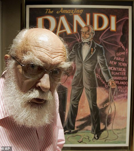 Born Randall James Hamilton Zwinge in Toronto on August 7, 1928.He never earned a high school diploma or went to college but in 1986 was awarded a prestigious MacArthur fellowship, often known as a 'genius grant'