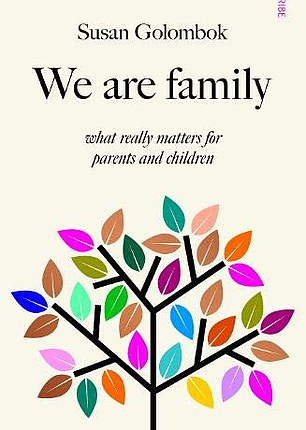 She recently published We Are Family (pictured)