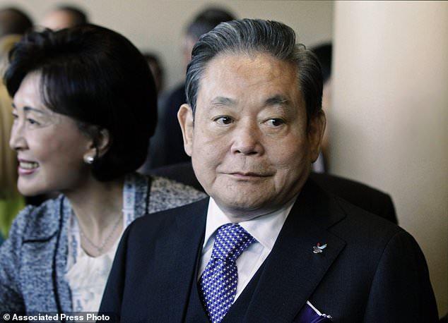 Samsung Chairman Lee Kun-Hee Who Transformed the South Korean Firm Into a Global Tech Titan Dies Age 78