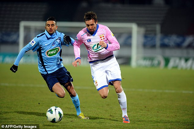 Mahrez, who previously played for Le Havre, raised the possibility of a move to Marseille or PSG
