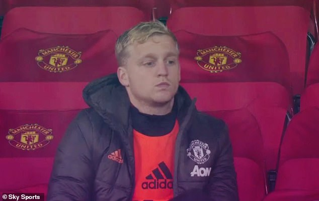 Marco Van Basten claims Donny van de Beek will regret his move to Manchester United