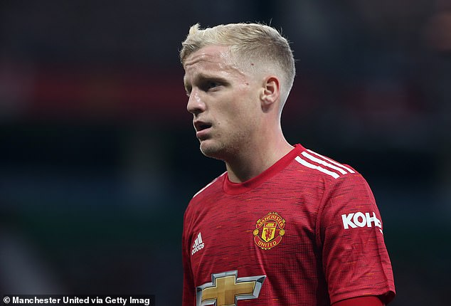 The 23-year-old midfielder has only played 61 minutes in the Premier League for his new club