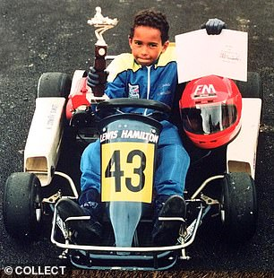 The world had been taking notice ever since his days as child prodigy of the karting circuit. Even then he was polished, articulate, perhaps too word-perfect, as he rose through the age groups and disciplines of motor racing helped in no small part by his father Anthony who made countless sacrifices – as well as holding down three jobs – to support his son.