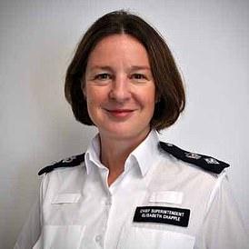 Chief Superintendent Elisabeth Chapple