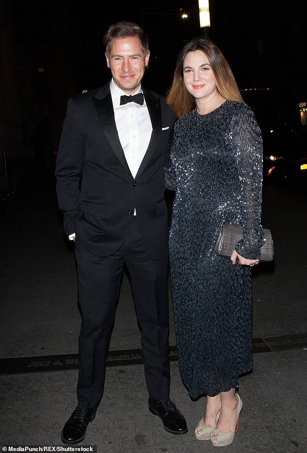 Five years ago: Will and the Golden Globe winner - turning 46 next month - amicably ended their four-year marriage in 2016 (pictured in 2015)