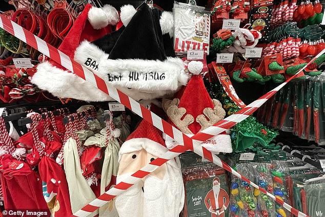 Ho ho not: Noël