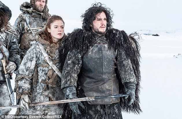 Chemistry: Rose was catapulted to fame with her role of Ygritte in Game Of Thrones where she met Kit, who played love interest Jon Snow