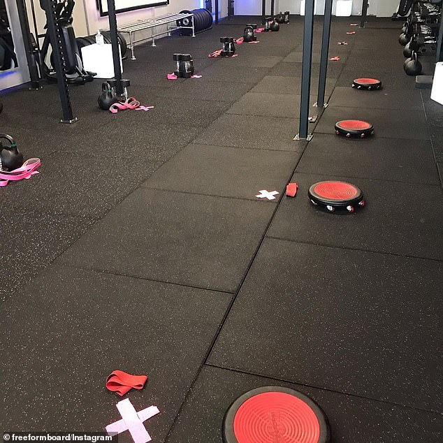 It's important to focus on the exercises you enjoy doing and incorporating both cardio and weights into weekly training sessions