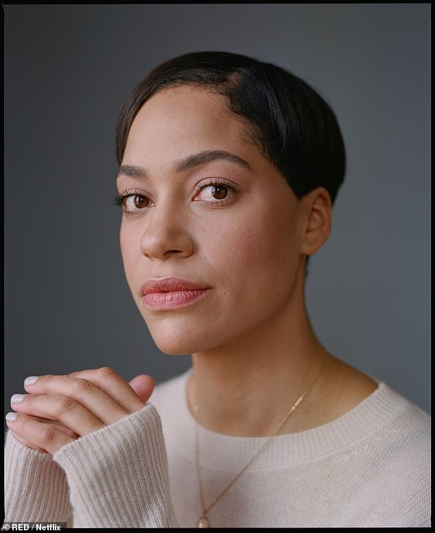 Top talent:Cush Jumbo, the 35-year-old star ofThe Good Wife, will be playing another character whose life is turned upside down in Stay Close