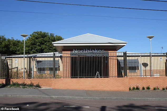 Northlakes High (pictured above) was also evacuated via email on Thursday following a bomb threat