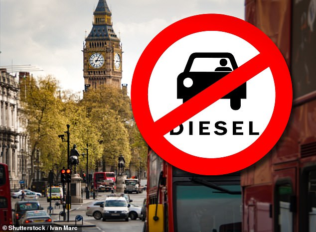Numerous cities have proposed localised or central bans on diesel cars as part of efforts to reduce air pollution
