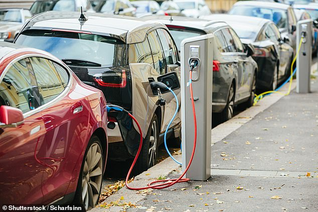 Industry analysts said European passenger vehicle registrations in September were a clear sign that the 'electric revolution has already started'