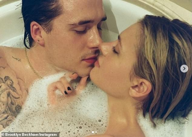 Happy Birthday!  Brooklyn Beckham and Nicola Peltz looked more loved than ever as they celebrated their first birthday on Thursday