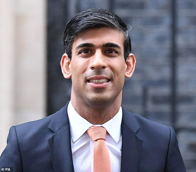 Test:The inspectors have been in and Rishi Sunak has passed his first examination from the International Monetary Fund