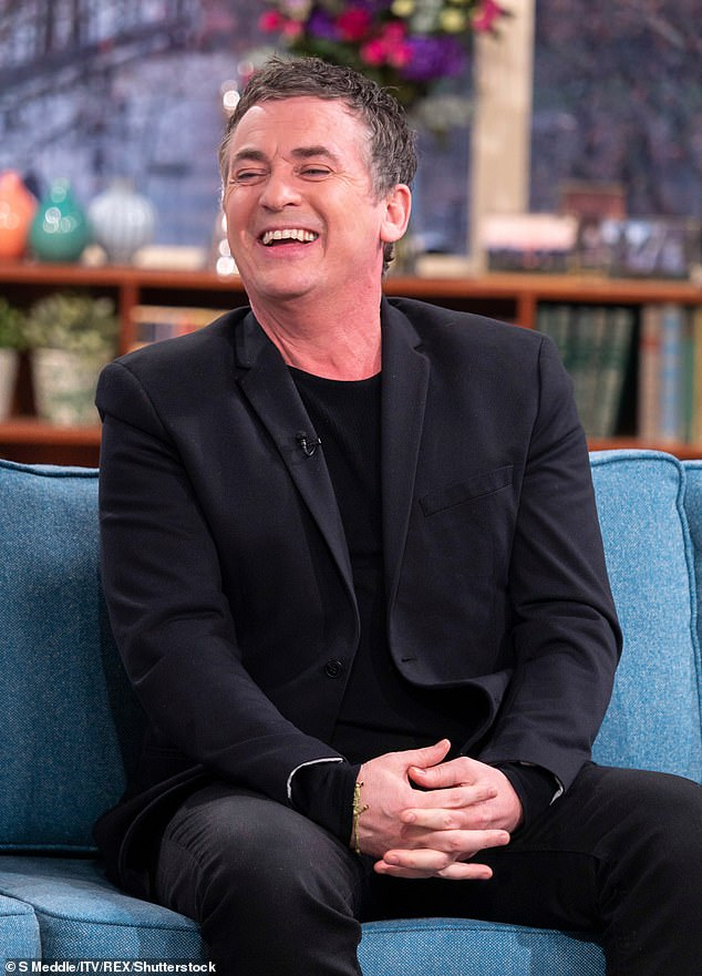 Cast member: It has also been claimed that actor Shane Richie will be among this year's stars