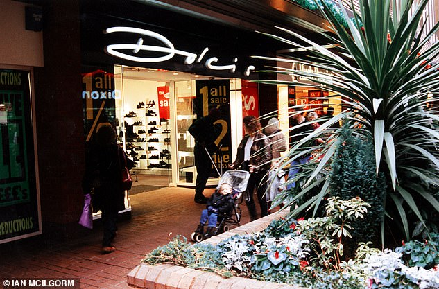 Dolcis Shoes were a shoewear retailer that had over 65 stand alone shops and 150 concessions