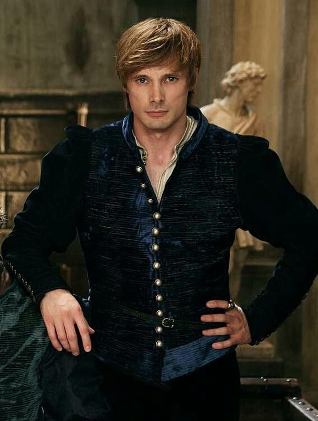 Main Actor: In 2017, James was cast as Giuliano de 'Medici in Medici: The Magnificent