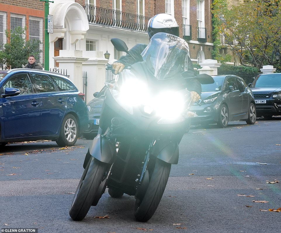 Cheaper than a car, a speedy commute and far safer than using public transport: the Yamaha Tricity is the ideal pandemic mode of transport