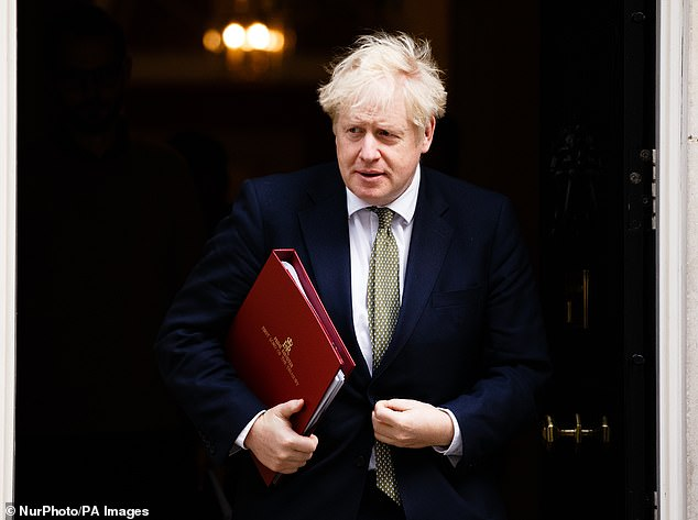 Boris Johnson has insisted the Chancellor guarantee defence spending until 2025 ahead of an upcoming integrated defence review, reports claim