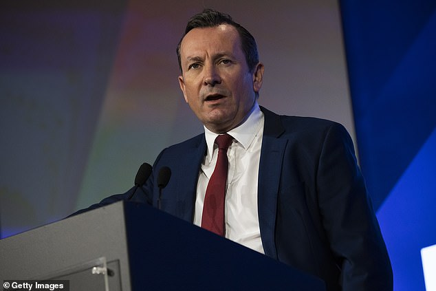 Premier Mark McGowan on Friday said it was the right time to move to the next phase of the state's border reopening strategy after a fall in COVID-19 cases across the country