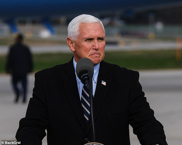 Vice President Mike Pence has disappeared from the weekly White House coronavirus task force meetings as he returns to the campaign trail despite infections in his inner circle