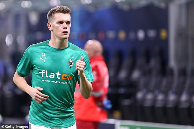 Matthias Ginter could be the latest German star to swap the Bundesliga for Stamford Bridge