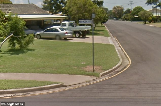 Police have urged people with dashcam footage from Kepnock Road (pictured) on Friday morning to contact Crime Stoppers