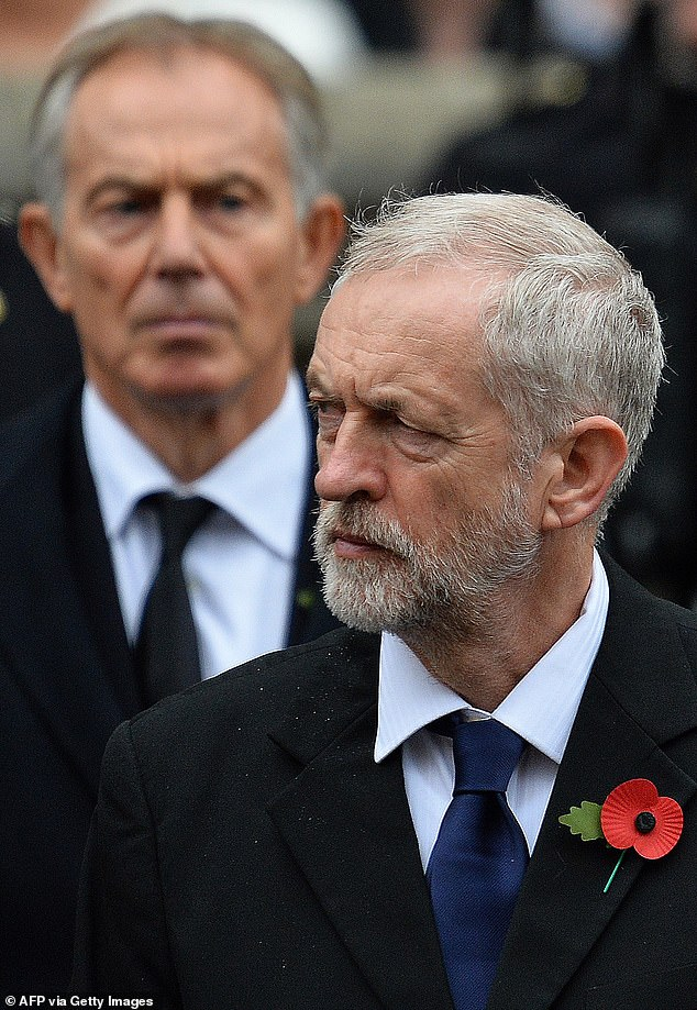 Labour would have been spared the 'nightmare' of Jeremy Corbyn's leadership if Tony Blair had gone through with plans in 2004 to kick him out of the party, a former Minister disclosed last night