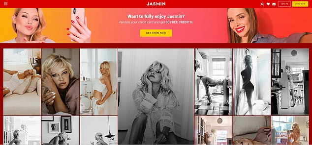 Porn site: Hunter shelled out more than $21,000 to one adult 'live cam' porn website Jasmin.com