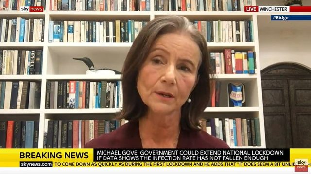 CBI chief Dame Carolyn Fairbairn said that the new closure was a 'body blow' for firms and demanded they be allowed to open as much as possible