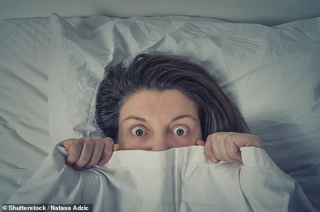 A number of scary stories were shared on a Quora thread, all of which have remained unexplained to this day (stock image)
