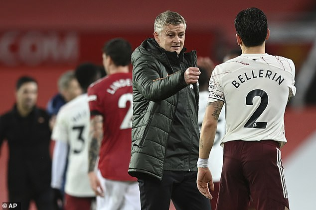 Ole Gunnar Solskjaer's job has been linked with Pochettino but the club are standing firm