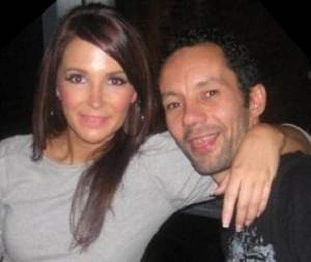 Giggs alsohad an eight-year relationship with his brother (pictured right) Rhodri's partner Natasha (left)