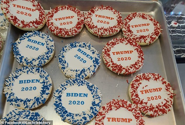 Lochel's, a family-run bakery in Pennsylvania, has run an annual 'cookie poll' during the last four election cycles. The results have accurately predicted the last three election wins