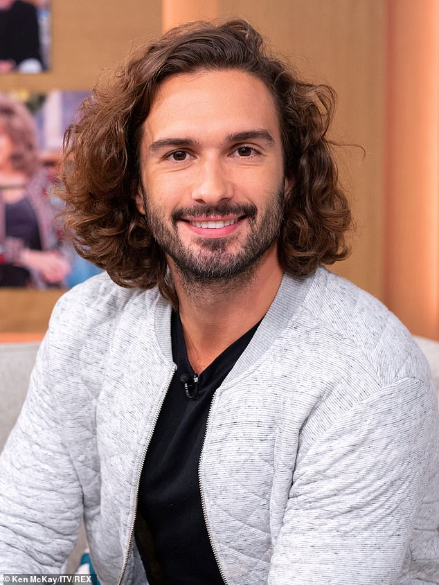 Fitness:The Body Coach star, 34, took to Instagram to reveal the news, announcing that he will post three pre-recorded weekly workouts on his YouTube channel during the lockdown