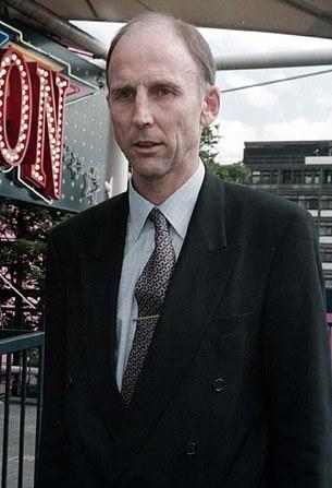 FormerDetective Chief Superintendent William Ilsley