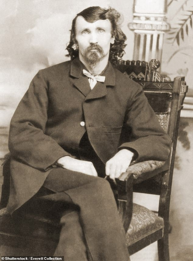 Alferd Packer, a cannibal who confessed to eating five men during an 1874 mountain expedition in Colorado, has become an unlikely folk hero more than a century after his death