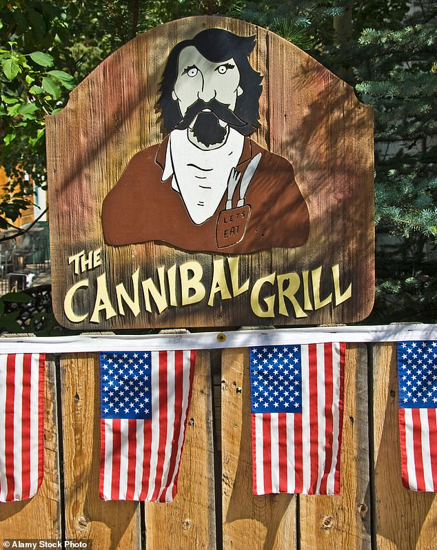Meanwhile, the town of Lake City has capitalized on the cannibal, with a restaurant and a bed and breakfast named after Packer