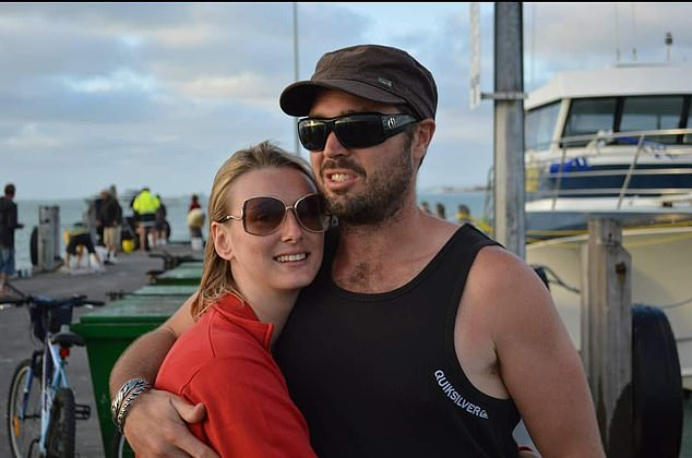 Ms Mckirdy described the couple (pictured) as generous people and amazing parents