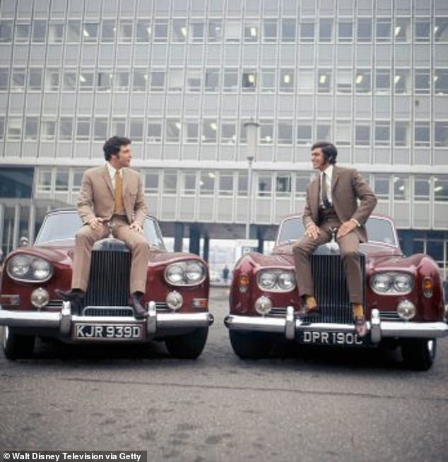 1969: Tom Jones and I broke into showbiz at about the same time; we were both managed by Gordon Mills. Gordon gave me the name Engelbert Humperdinck, after the 19th century German opera composer. I haven't seen Tom since 1976 when I grew tired of playing second fiddle to him and severed ties with Gordon. I don't think Tom has ever forgiven me. When Tom's wife Linda died in 2016, I sent condolences, but never heard back. But I'd still shake his hand if we met