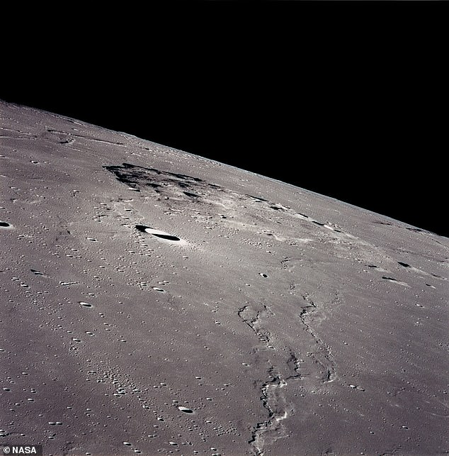 The craft will land close to Mons Rumker, a 1,300 mile high volcanic complex within the vast lava plain known as theOceanus Procellarum