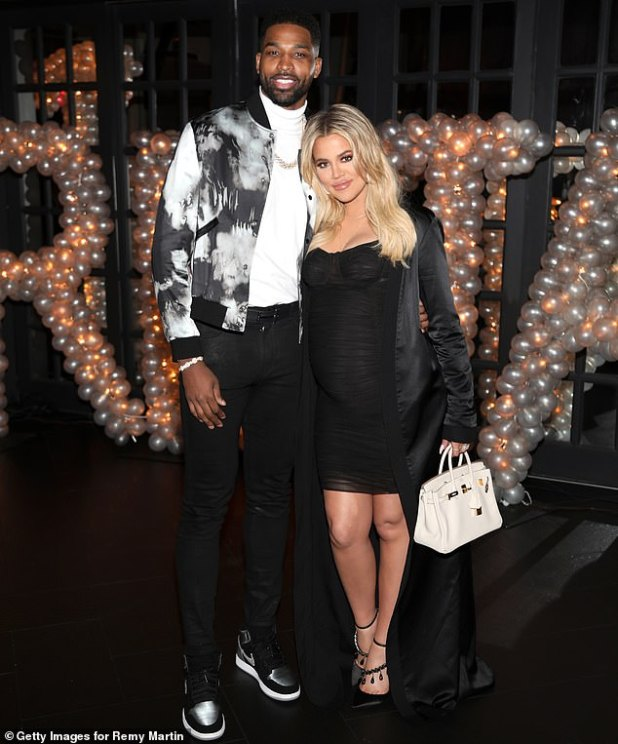 Throwback to 2018: Tristan sets up Khloé for his infidelity more than once, a media scandal that caused his breakup before his reunion in self-isolation last year