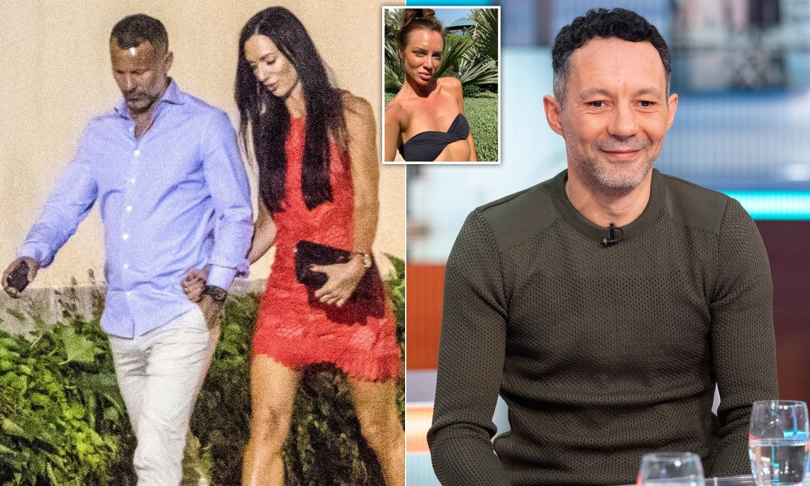 He's a sex addict, I feel sorry for him': Ryan Giggs's brother Rhodri, 43,  lays into him | Daily Mail Online
